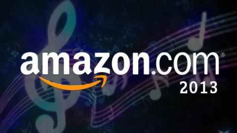 Las canciones más descargadas de 2013 en Amazon