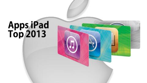 Las apps de iPad más descargadas en iTunes de 2013