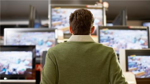 Compra la mejor televisión o Smart TV por su justo precio