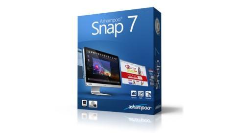 Ashampoo Snap 7, el capturador de pantallas y vídeos con editor y conversor de formatos