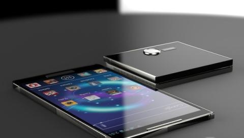 Diseño concepto Samsung Galaxy S5