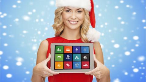 Las mejores apps de navidad