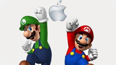 Nintendo en iOS de Apple