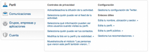 Privacidad LinkedIn