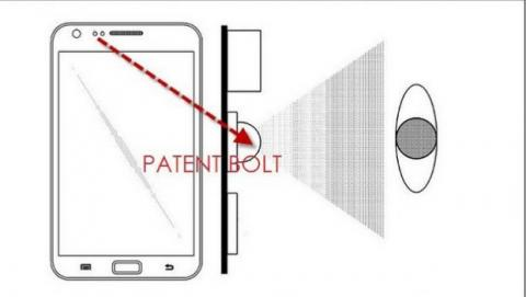 Sensor ocular Galaxy S5