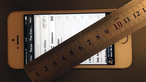 iPhone 6 iOS