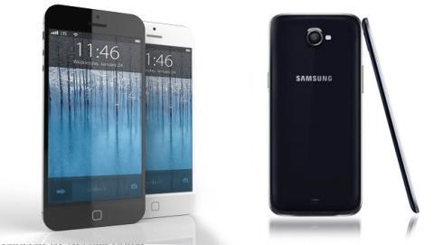 iPhone 6 y Samsung Galaxy S5, ¿qué traerán en 2014?