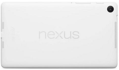 Nexus 7 blanca