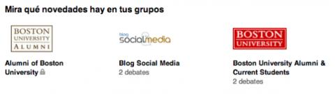 Grupos LinkedIn