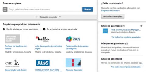 Buscar empleos LinkedIn