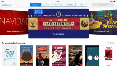 Ya puedes regalar ebooks desde iTunes y iBooks a otro dispositivo Apple