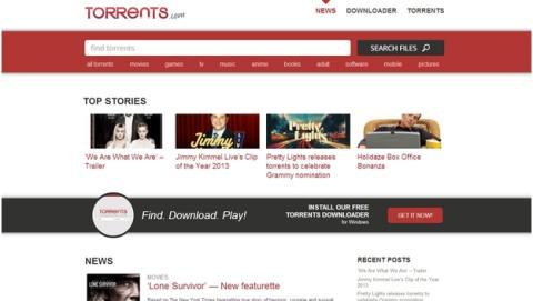 Nuevo buscador y descarga de Torrents de Pablo Soto