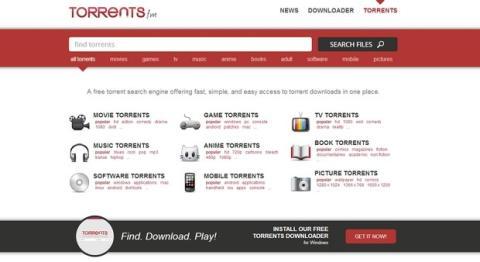 Buscador Torrents
