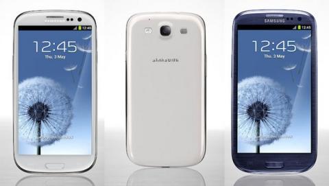 Samsung Galaxy SIII se actualiza a Android 4.3 en España