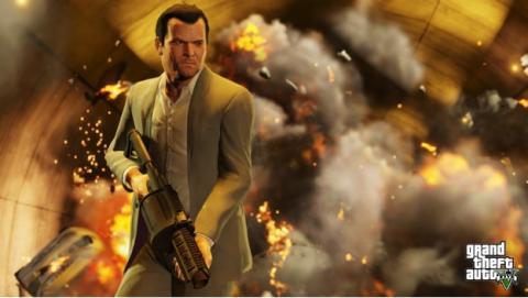 ¿Cuánto le costaría a una aseguradora una hora de juego de GTA V en la vida real?