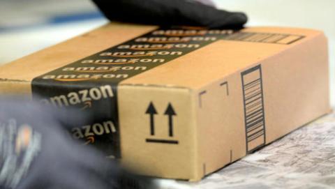 Amazon bate nuevo récord de ventas en Navidad