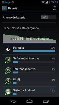 Batería Moto G