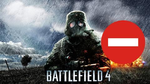 El gobierno chino prohíbe el juego Battlefield 4