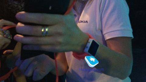 Primera foto filtrada del futuro reloj inteligente de Nokia, llamado Lumia Smartwatch