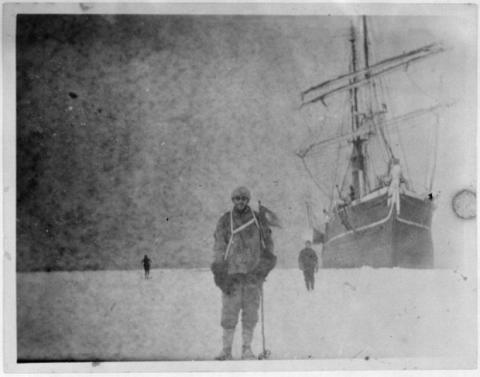 Expedición a la Antártida