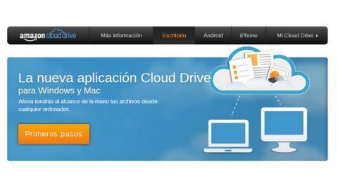 Amazon Cloud Drive, la nube de Amazon ya disponible desde un programa para PC o Mac