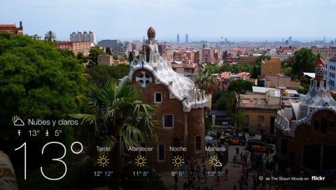 Yahoo! Tiempo, la app de pronósticos del clima que es un deleite para la vista