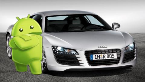 Audi y Google trabajan juntos