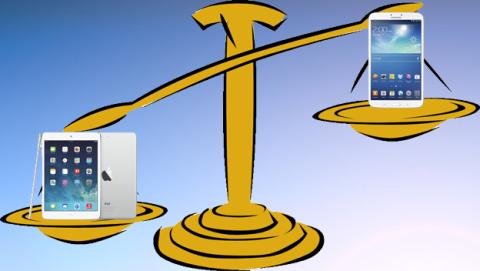 Apple o Samsung, ¿Quién vende más tablets?