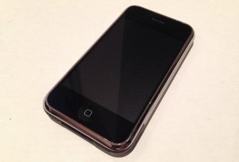 Prototipo del iPhone