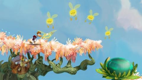 Rayman Jungle Run gratis en Nochevieja en la App Store