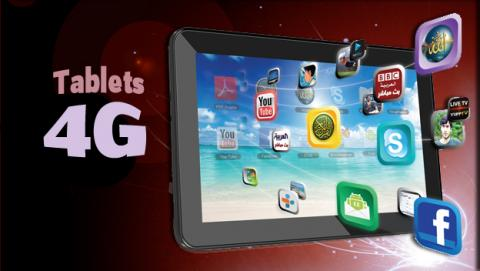 Todas las tablets 4G LTE disponibles en el mercado