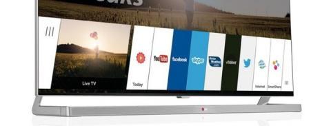 webOS TV de LG