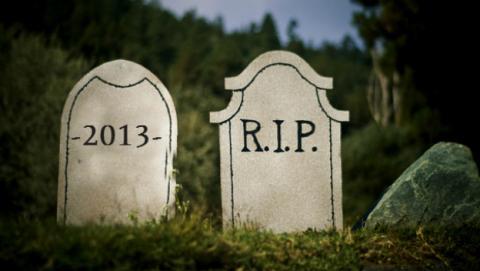 10 pérdidas tecnológicas que sufrimos en 2013