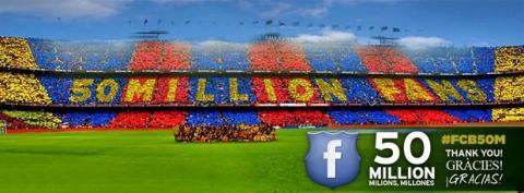 Facebook F.C. Barcelona