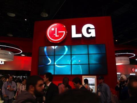 LG CES