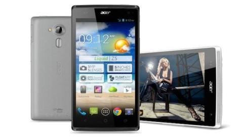 Acer devela detalles nuevo smartphone y tablet previo a CES 2014