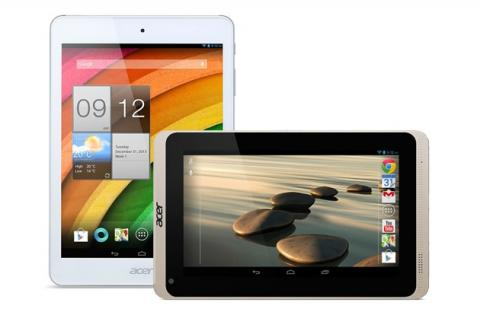 Acer Iconia A1-830 y Acer Iconia B1-720