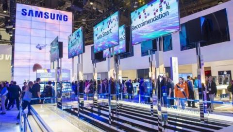 Samsung ofrece pistas sobre planes para CES 2014