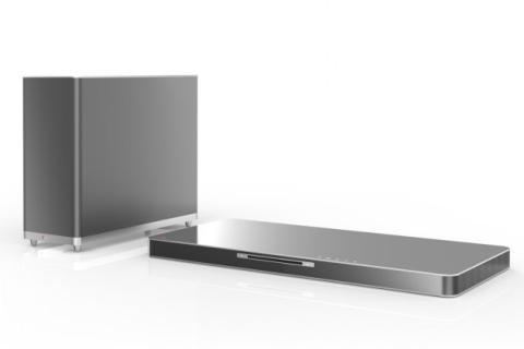 Base de sonido LG CES 2014