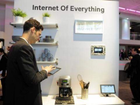 Internet de las cosas CES 2014