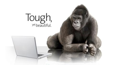 Novedades de Corning, Gorilla Glass 3D para gadgets vestibles, en CES 2014.