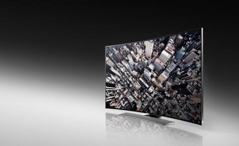 Samsung Curve UHD 4k