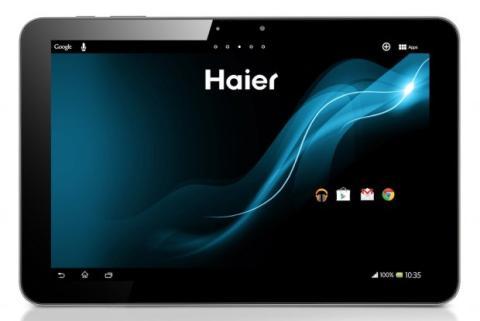 Tablet de Haier en CES 2014