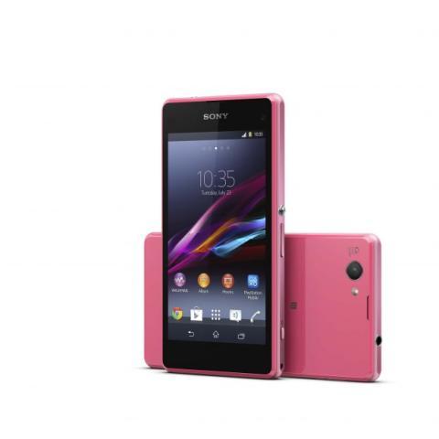 Xperia Z1 Compact rosa