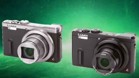 Lumix TZ60 y TZ55