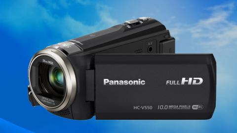 Panasonic V550