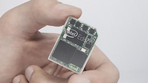 Edison de Intel, el ordenador que cabe dentro de una tarjeta SD