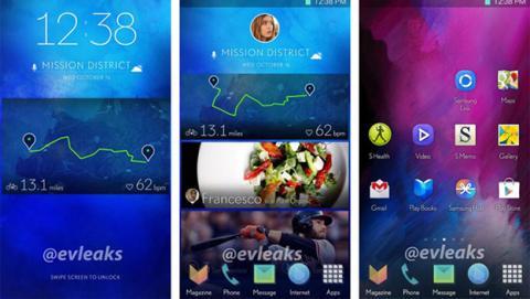 Samsung estaría trabajando en una nueva interfaz móvil