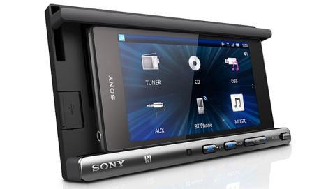 La solución de Sony para integrar tu smartphone con el coche