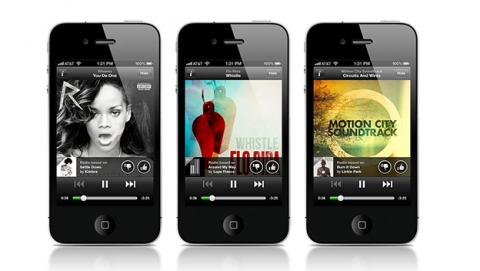 Spotify ofrece música gratis en streaming para iOS